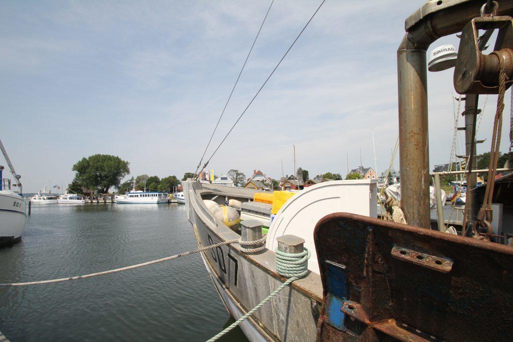 Niendorf Hafen